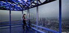 Enjoy Exceptional Views of Dubai City From Burj Khalifa Observation Deck By Michael M Thornton Dubai's construction boom never ceases to exist. The Guinness, Dubai Tour, Dubai Holidays, Dubai City, Dubai Travel, Guangzhou, Burj Khalifa, Stunning View, Great View