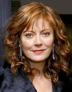 """Susan Sarandon.   So feminine and maternal.  She will always be """"marmie"""" to me from Little Women.  One of my favorite movies as a kid."""