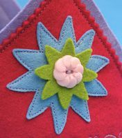 Felt Crown pattern