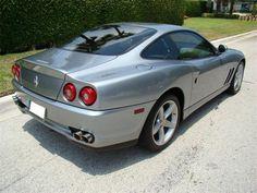 2002 Ferrari 575M Maranello - Ferrari 575M Maranello - Wikipedia la enciclopedia libre - Bonhams : boite de vitesse manuelle seulement 1927 km Boite de vitesse manuelle et seulement 1927 km d'origine ferrari 575m maranello coupé 2002. Ferrari 575m maranello wikipé La ferrari 575m maranello est un coupé gt 2 places 2 portes développé et produit par la marque italienne ferrari. lancé en novembre 2002 ce coupé gt est le. Used ferrari 575m sale - cargurus Search pre-owned ferrari 575m listings…