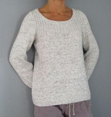 Ravelry: HeidiKdesigns' Phildar Sweater 22 (sort of)