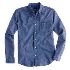 J.Crew Vintage oxford shirt in tonal cotton on Wantering | Men's Casual Shirts | mens oxford shirt #menscasualshirt #mensshirt #menswear mensstyle #mensfashion #GIF #gifs #gif #fashiongifs #jcrew #wantering http://www.wantering.com/mens-clothing-item/vintage-oxford-shirt-in-tonal-cotton/aDhcv3rO/