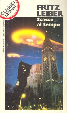 180  SCACCO AL TEMPO 3/1992  SINFUL ONES (1950)  Copertina di  M. Sullivan   FRITZ LEIBER