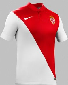 Monaco Soccer Home Jersey Nike Soccer Uniforms, Football Shirts, Sports Shirts, Soccer Jerseys, Nike Outfits, Sport Outfits, Discount Nike Shoes, Nike Shoes For Sale, Monte Carlo