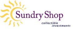 SundryShop.com has been selling on the Internet for over 15 years. We specialize in selling antiques, jewelry and fashion collections, vintage collectibles, holiday decor collectibles, sports, entertainment, historical, and political memorabilia, Disneyana, and much more. Browse our website to find what you look for.
