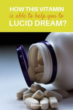 Natural Sleep Remedies You cannot remember your dreams, or you have troubles with sleep? This vitamin, famous between lucid dreaming enthusiast, has the ability to improve sleep and can also help you to remember dreams! Lucid Dreaming Dangers, Lucid Dreaming Tips, Dreaming Of You, Facts About Dreams, Dream Symbols, Natural Sleep Remedies, Insomnia Remedies, Sleep Studies, Sleep Issues