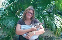 Held a baby kangaroo