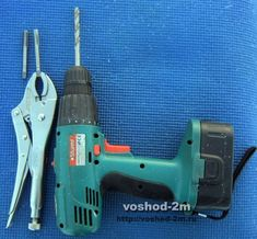 Инструмент для восстановления резьбы Drill, Tools, Hole Punch, Instruments, Drills, Drill Press