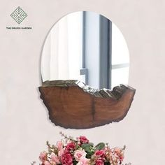 The Druid's Garden (@thedruidsgarden.in) • Instagram photos and videos Driftwood For Sale, Mirrors, Wall Mirror, Eclectic Style, Wood Art, Home Furnishings, Glossier, Rustic, Photo And Video