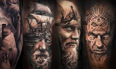 Unglaublich realistisch wirkende Tattoos von Arlo DiCristina