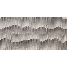 Artistic Tile - Dune Smoke  Relief wall panels - looks like scraped concrete or folded paper - gorgeous!!
