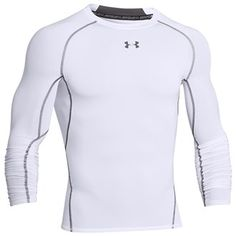 Under Armour Mens HeatGear Armour Long Sleeve Armour is the first thing you put on  the last thing you take off every time you work out or compete.Features: HeatGear fabric with all the benefits of UA Compression comfortable enough to be worn al http://www.MightGet.com/may-2017-1/under-armour-mens-heatgear-armour-long-sleeve.asp