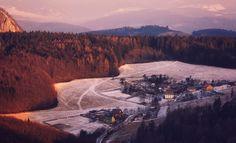 Winter sunrise - null
