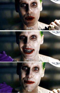 "Jared Leto - ""Suicide Squad"" #TheJoker"