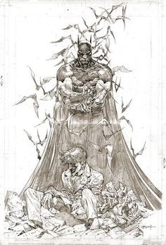 Batman and The Joker by Ardian Syaf *