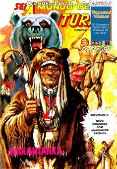 Mundo de Aventuras S2 561: Wakantanka (1985)   Titulo: Mundo de Aventuras S2 561: Wakantanka (1985)  Formato(s): CBR  Idioma(s): PT-PT  Scans: Manuel Pinto e ASantos  Restauro: ASantos  Num. Paginas: 35  Resolucao (media): 2190 x 3122  Tamanho: 40.96MB  Download (FileFactory) Download (Zippyshare)  Agradecimentos: Obrigado ao/a Manuel Pinto e ASantos pelo trabalho de digitalizacao e tambem ao/a ASantos pelo restauro!  MUNDO de AVENTURAS Serie II n.561 15 de Outubro 1985  - WAKANTANKA: O Povo…
