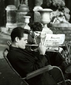 Chet Baker • Daniel Filipacchi