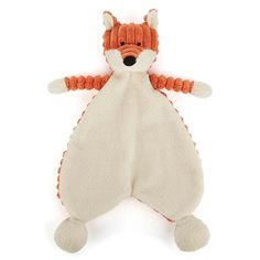 Jellycat SRS4FX Cordy Roy Baby Fox Soother