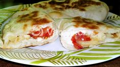 Recept na turecké plněné kapsy, které jsou velmi chutné a podávají se samostatně nebo jako příloha. Fresh Rolls, Appetizers, Treats, Chicken, Ethnic Recipes, Food, Fitness, Asia, Mexico