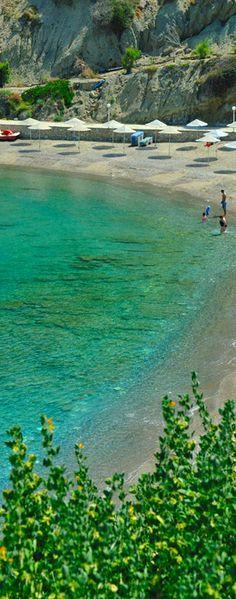 Istron Beach in Lasithi, Crete