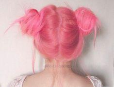 Hair ideas Juliana kojima insta on We Heart It Hair color borboletinea Hair Heart Ideas Insta Juliana kojima Pink hair Pretty Hairstyles, Wig Hairstyles, Aesthetic Hair, Dye My Hair, Dyed Hair Pink, Bright Pink Hair, Hot Pink Hair, Coloured Hair, Pinterest Hair