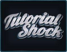 Stylish text effect tutorial using Illustrator