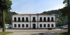 Casa de Camara e Cadeia - Era o edificio no periodo do Brasil colonial e parte do periodo imperial onde estavam instaladas os orgaos da administracao publica municipal. - Santos - Pesquisa Google