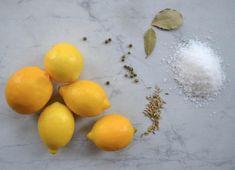 DIY: Moroccan Preserved Lemons