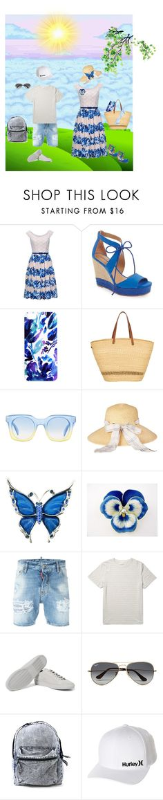 """""""hh"""" by evdokia-fedotova ❤ liked on Polyvore featuring Lucky Brand, Samantha Warren London, Muuñ, Marc by Marc Jacobs, Barbour, Dsquared2, Moncler, Common Projects, Ray-Ban and Hurley"""
