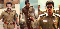 Top 5 actors in police uniform