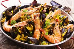 Paella-mmy! The Search for the Best Paella in Barcelona