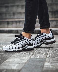 Nike Wmns Air Max Plus TN Ultra: White/White-Black