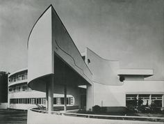 by Hans Scharoun, Wrocław/Breslau, 1929