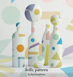 Hello Pattern Collection By Judy Kaufmann