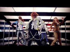 2NE1 - FOLLOW ME - Now that i've listened to this song, it's gonna be stuck in my head all day xD <3