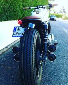 Fucker #11 - HONDA CB650C - #bfmotorcycles #honda # BF11 # cb650c #bobber