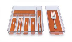 Michael Graves Design kitchen silverware organization @Michael Graves Design