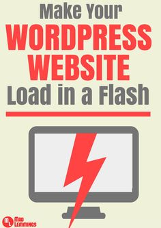 Wordpress Tips for Bloggers | Site Speed | Does your WordPress Website Load in a Flash? (How I Got Mine to Under 1 Second)