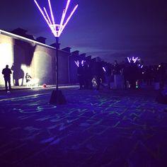 """Lyset er slukket. #thisisodense #mitodense #arkitekturensdag #gadensomlærred"""