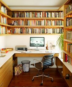 10 Genius Design Tips To Make Your Small Space Look Bigger #refinery29  http://www.refinery29.com/living-archive-124