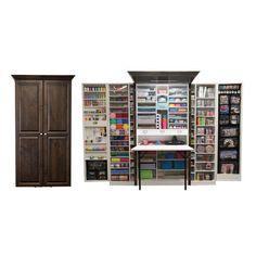 WorkBox / Bastelschrank – The Brand Box Handel & Vertrieb GmbH Door Storage, Storage Bins, Locker Storage, Storage Cabinets, Storage Ideas, Shelf Ideas, Arts And Crafts Storage, Craft Storage, Sticky Back Velcro