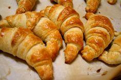 Na Cozinha da Margô: Como fazer Croissants em Casa