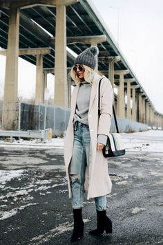 Best Cold Weater Outfits Ideas 111 – Tuku OKE
