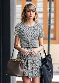 Taylor Swift's style.