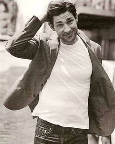 John Krasinski will be the death of me