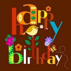 Happy Birthday Girls, Happy Birthday Pictures, Happy Birthday Messages, Happy Birthday Quotes, Happy Birthday Greetings, Birthday Fun, Birthday Cards, Happy Birthday Teacher, October Birthday