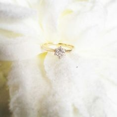 My engagement ring ♡