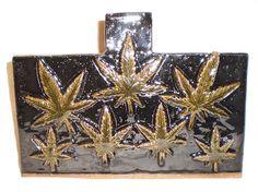 Cannabis Menorah #2 by Aaron Nosheny / Aberrant Ceramics