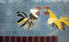 Panel by Maria Keil, 1955.