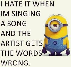 Top 17 Best Funny Minions Quotes And Pictures – Page 12 of 17 If you are search for Top Best Funny Minions Quotes and Pictures you've come to the right place. We have 17 images about Top Best Funny Minions Quotes and Pictures. Memes Humor, Funny Minion Memes, Minions Quotes, Hilarious Memes, Jokes Quotes, Funny Quotes And Sayings, Funny Music Quotes, Artist Quotes Funny, Funny Quotes About Friends